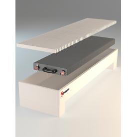 Підлоговий конвектор природної конвекції Polvax N. KEM.300.1500.195