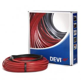 Нагрівальний кабель DEVIflex 18T 22 м (DTIP-18)