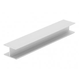 Соединительный профиль Slider серебро мм 5000