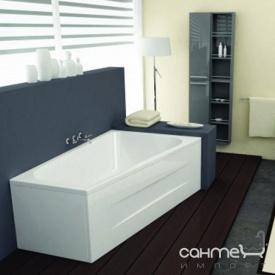 Лівостороння акрилова ванна Kolpa-San Beatrice-L 170