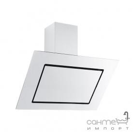 Пристінна кухонна витяжка Aero 90 White Silence + Fabiano Premium Білий