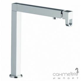 Кухонный смеситель SystemCeram Carree 10080 Хром