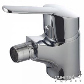 Змішувач для раковини з донним клапаном латунь pop-up Clever Distribucion S12 98339 Хром