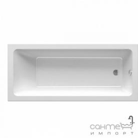 Прямоугольная акриловая ванна Ravak 10 Degree 170x75 CA71000000 белая