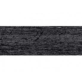 Кромка АБС 23х20 H3178 ST37 Дуб Галифакс глазурованный черный Egger