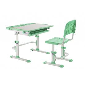 Комплект парта + стілець трансформери DISA GREEN