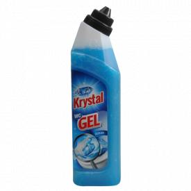 KRYSTAL для туалетов гель синий 750мл