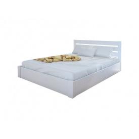 Ліжко Еко плюс 120х200 з підйомним механізмом ясен