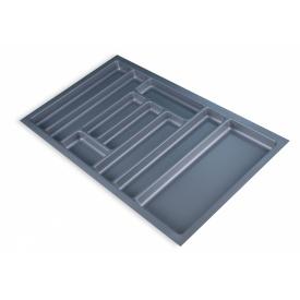 Лоток для столовых приборов Standard 830х480 серый