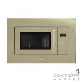 Микроволновая печь встраиваемая Fabiano FBM 2602G Champagne шампань