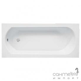 Прямоугольная акриловая ванна Besco Intrica Slim 160x75 белая