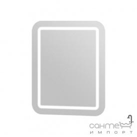 Зеркало в ванную комнату Ювента Arizona 60 с LED подсветкой и выключателем