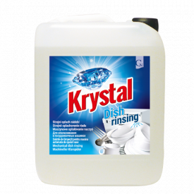 KRYSTAL для ополаскивания посуды в посудомоечных машинах 5л