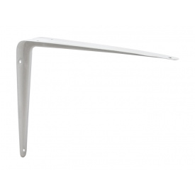 Консоль металлическая GIFF мм 150 белый