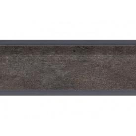 Плинтус Rehau 118 98151 Бетон темный мм 4200