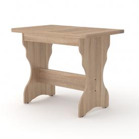 Стол кухонный Компанит КС 3 Дуб Сонома