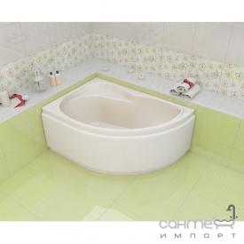 Асиметрична ванна Artel Plast Ярослава левосторонняя