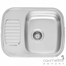 Кухонна мийка, виразний стандартний монтаж Reginoх Regidrain A Нержавіюча Сталь