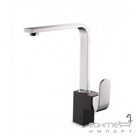 Змішувач для кухні AquaSanita Signa 2083-001 хром