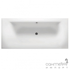 Акриловая ванна Riho Linares Velvet 180x80 BT4610500000000 белая матовая