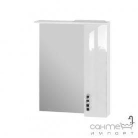 Зеркальный шкаф Ювента Trento TrnMC-65 правый белый