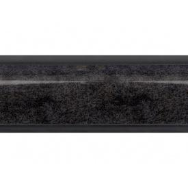 Плинтус LuxeForm 98104 Гранит антрацит W9215 мм 4200
