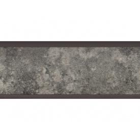 Плинтус Egger F121 Камень Металл антрацит L4100