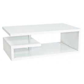 Журнальный стол Tierra 120x70 Белый
