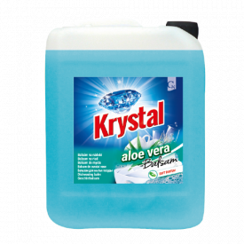 KRYSTAL бальзам для мытья посуды с Аloe Vera 5 л