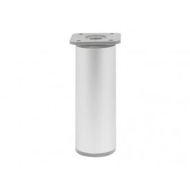 Опора регулируемая цилиндрическая GIFF NA03 мм 120 алюминий