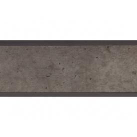 Плинтус Egger F187 Бетон Чикаго тёмно-серый L4100