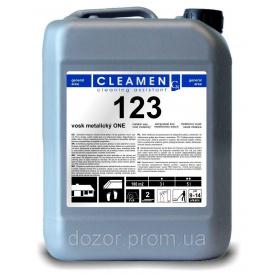 Металлический воск ONE CLEAMEN 123 - 5 л