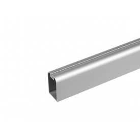 Штанга для тремпелей Slider А 29-29 мм 3000 cеребро