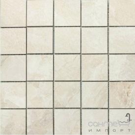 Мозаїка 30х30 Grespania Icaria Dedalo Blanco біла під натуральний камінь