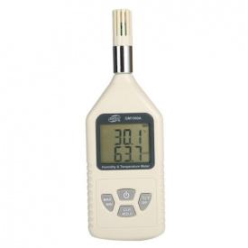 Термогігрометр USB 0-100% -30-80 градус C BENETECH GM1360A