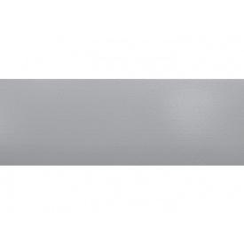 Кромка ПВХ 22х06 D11/1 алюминий MAAG