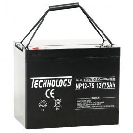 Аккумулятор ATABA TECHNOLOGY 12-75