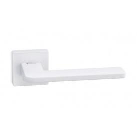 Дверна ручка SYSTEM GIADA Білий матовий