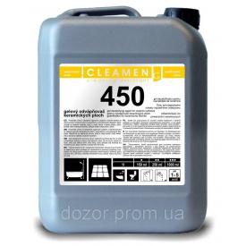 Моющее для устранения известкового налета CLEAMEN 450 - 5л