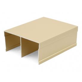 Направляющий профиль верхний Slider золото мм 5000