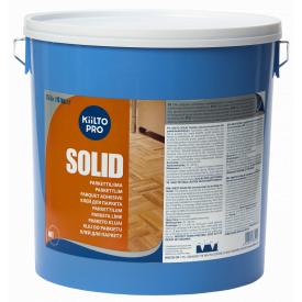 Клей однокомпонентный Kiilto Solid 19 кг