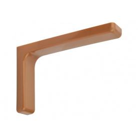 Консоль декоративная GIFF мм 180 светло-коричневый