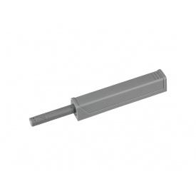 Толкатель врезной с магнитом и ответной планкой GIFF PRIME Pusher-BL графит