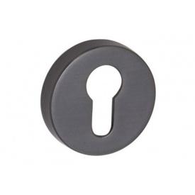 Накладка SYSTEM RO12Y під ключ Чорний матовий нікель