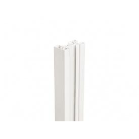 Вертикальный опорный профиль Volpato Stili мм 4800 белый матовый