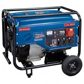 Трехфазный генератор SCHEPPACH SG6500