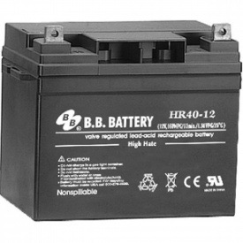 Аккумуляторная батарея B.B. Battery HR40-12S/B2
