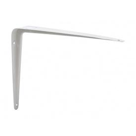 Консоль металлическая GIFF мм 125 белый