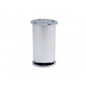 Опора регулируемая цилиндрическая GIFF NA11 Т1 мм 100 алюминий