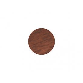 Заглушка минификса самоклеющаяся Weiss d=20 орех 24 шт 7226